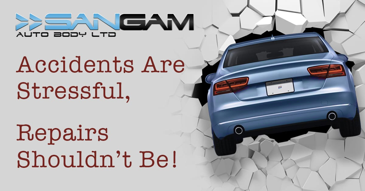 About Sangam Autobody