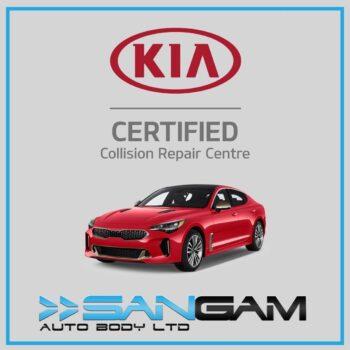 Kia Certified Repair Sangam Autobody